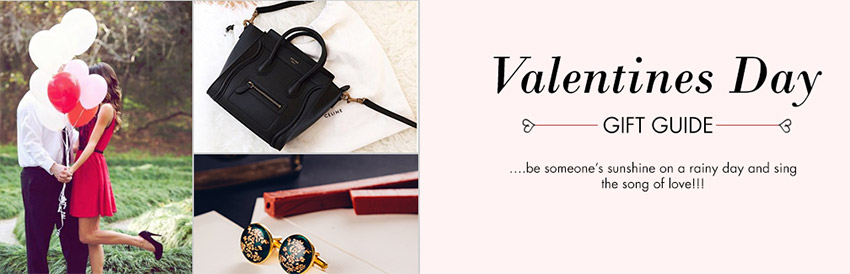 Valentine's Day Gift Guide & Contest
