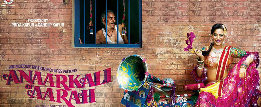 Anaarkali of Aarah – Movie review