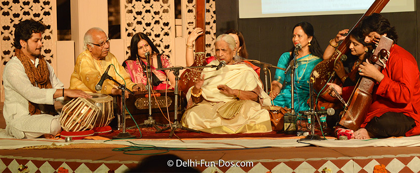 Purab Rang – Hindustani concerts on Bismillah's birth centenary