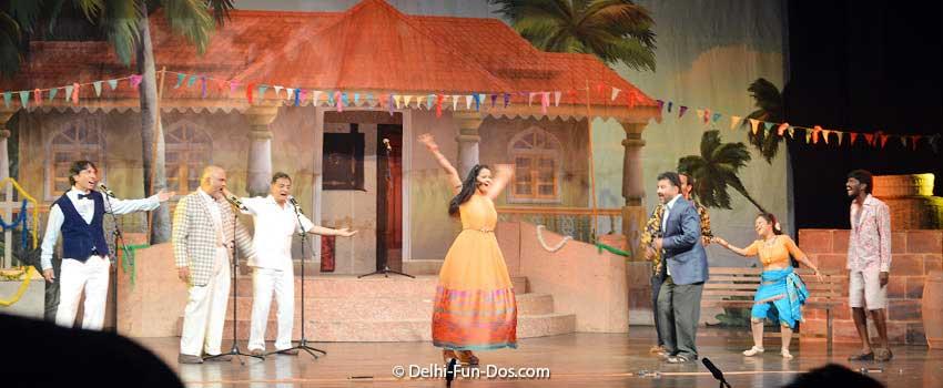 Loretta – An Aadyam play in Bharat Rang Mahotsav 2017