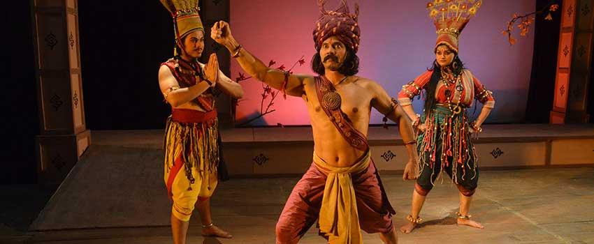 Mohe Piya – Bharat Rang Mahotsav 2017