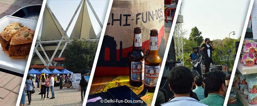 The Grub Fest in Delhi