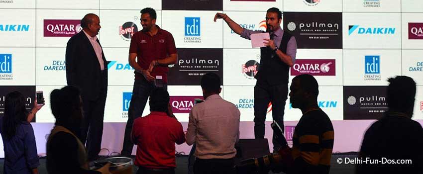 Meet & Greet – Delhi Daredevils @ Pullman New Delhi Aerocity