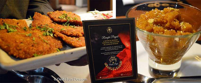 Punjab Grill – Rangla Punjab food festival