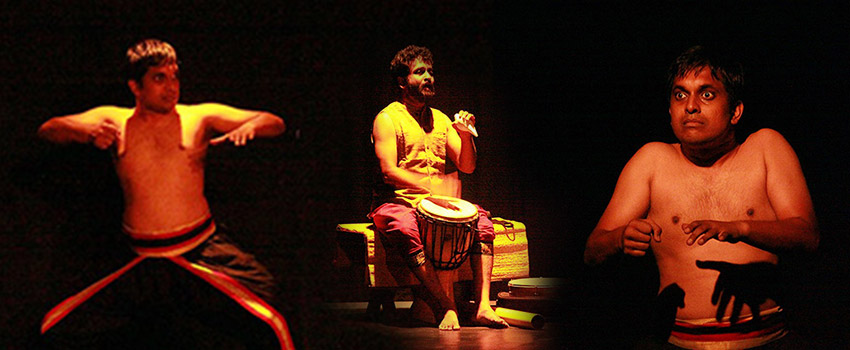 BHIMA – English play at META 2017