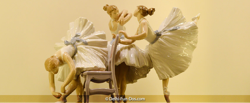 Lladro boutique is all new