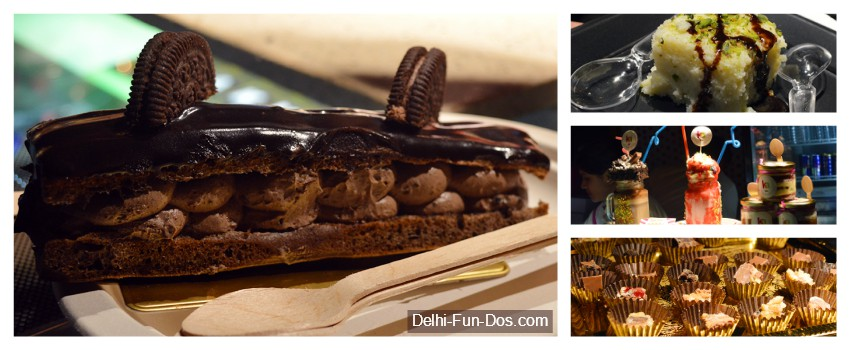 Sugar Rush Dessert Festival at DLF Mall of India
