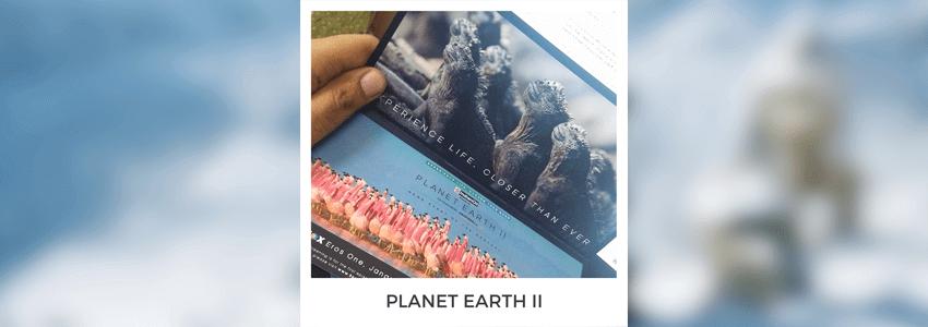SONY BBC Earth – Planet Earth II