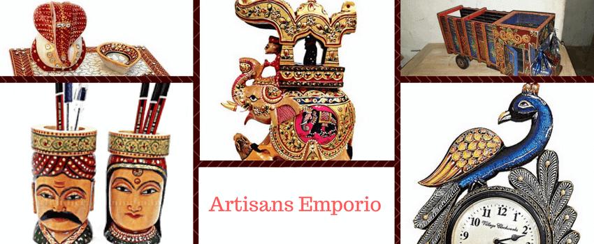 Artisans Emporio – Handicraft-Handloom-Handmade in Delhi