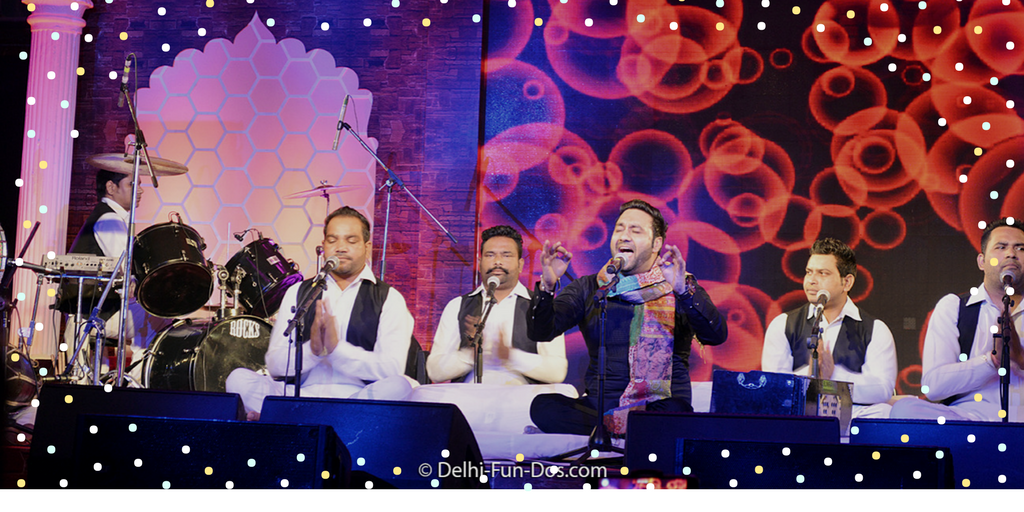 DLF Mall of India Celebrates Sufi Samaa