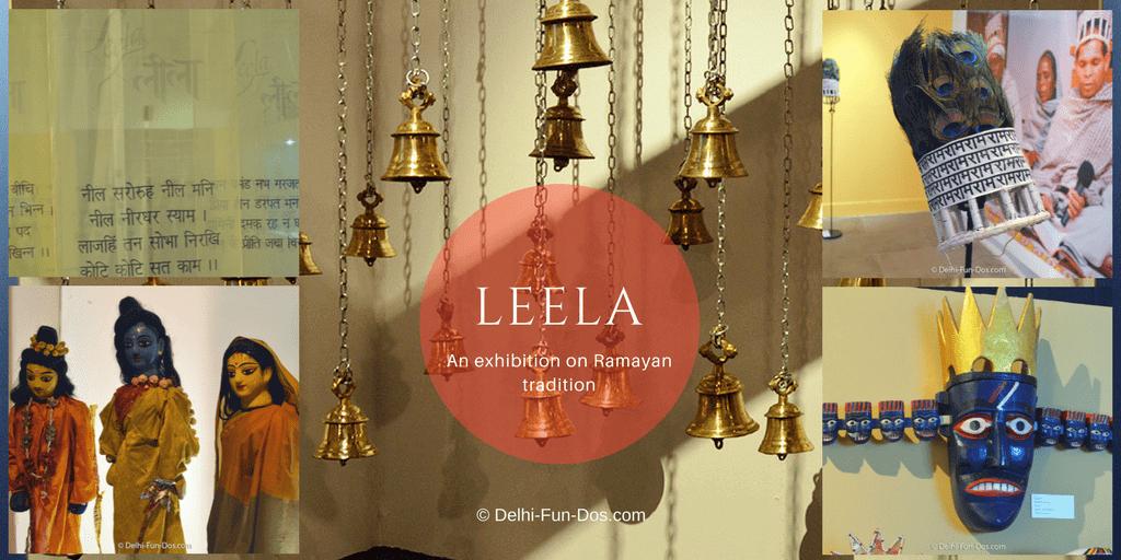 Leela – An exhibition on Ramayana tradition