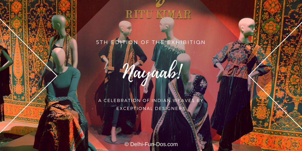Nayaab's fifth edition features Ritu Kumar and others