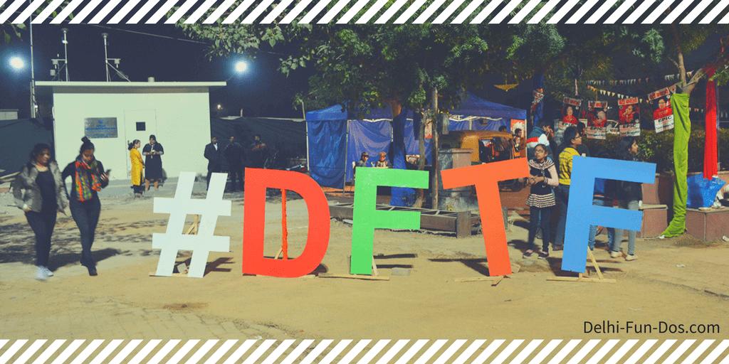 Delhi Food Truck Festival 2017