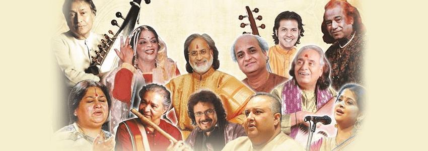 HCL Concerts – Swami Haridas Tansen Sangeet Samaroh