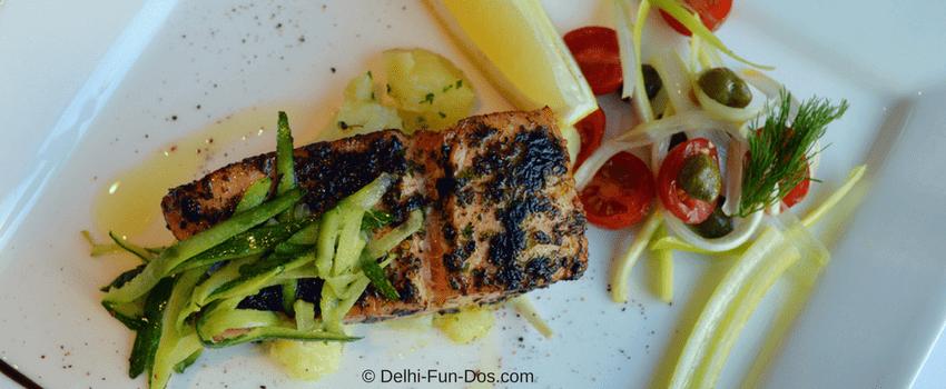 Artusi Ristorante- Italian fine dining in Gurugram