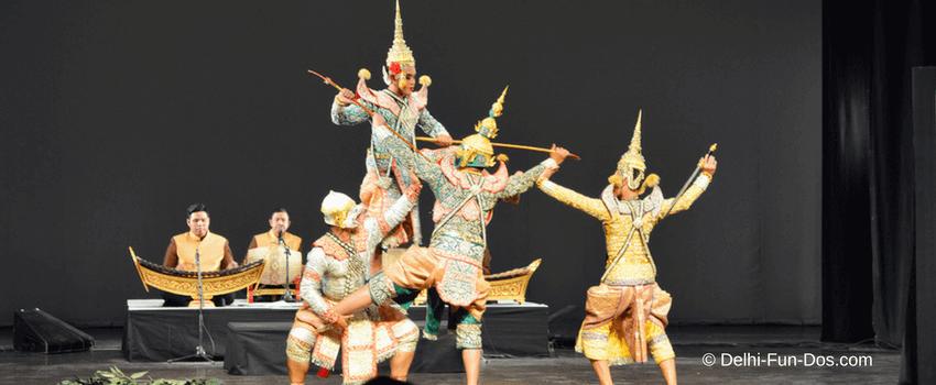 Ramayan Festival by ASEAN Countries