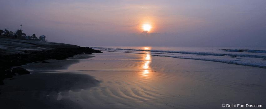 Trip to Digha – Beach destination near Kolkata