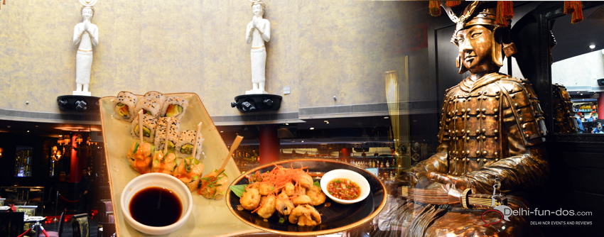B Bar: Pan Asian Cuisine in Saket
