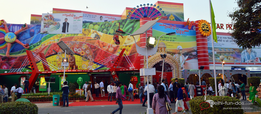 India International Trade Fair IITF 2015
