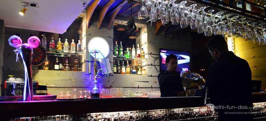 ELF Cafe & Bar – Hauz Khas Village