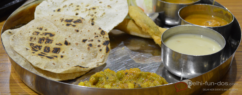 Gujarat Bhawan Restaurant – An option for pure vegetarian food in Delhi