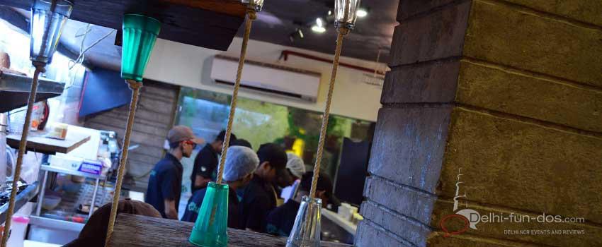 Chaayos – Getting high on tea at Hauz Khas Village