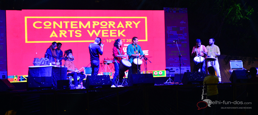 Contemporary Arts Week