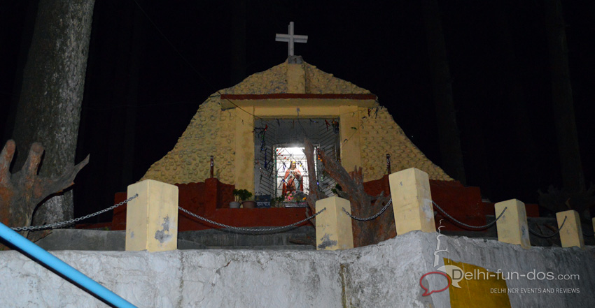 St. Patrick's Church at Subhash Chowk, Dalhousie