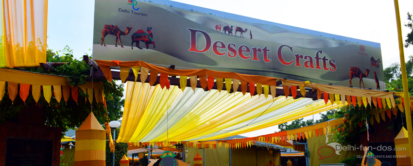 Dastkar Desert Crafts' Bazaar 2015