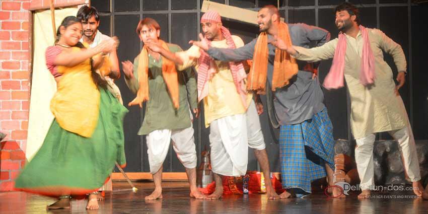 Gharwali – Hindi play