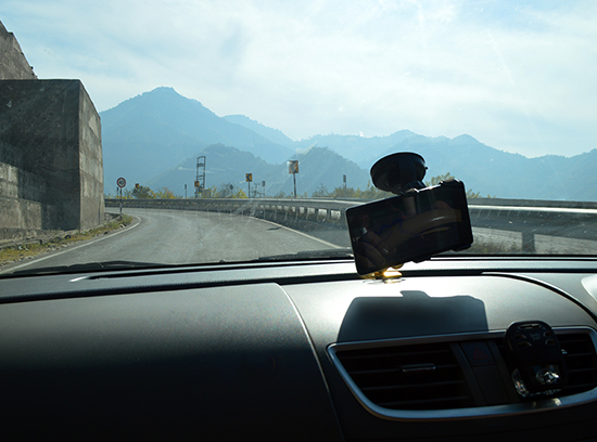 google-map-route-delhi-to-kasauli