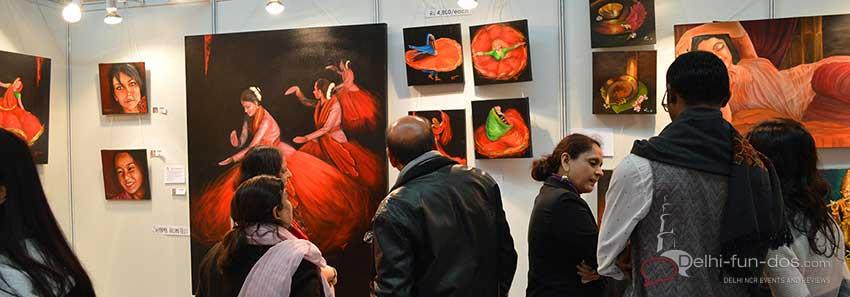 India Art Festival 2016