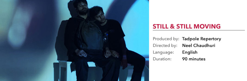 Still and still moving: A feel good play about a relationship and Delhi Metro