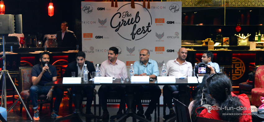 The Grub Fest – Curtain Raiser