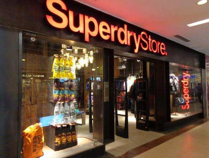 Superdry Stores Outlets Restaurants In Select CITY