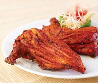 Tandoori Chicken – Full Portion