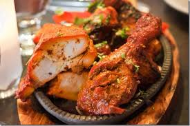 Tandoori Chicken – Half Portion