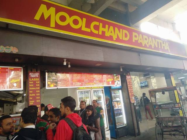 Delhi, Food, Delhi food, Famous food, food flavours, Moolchand, Moolchand parantha