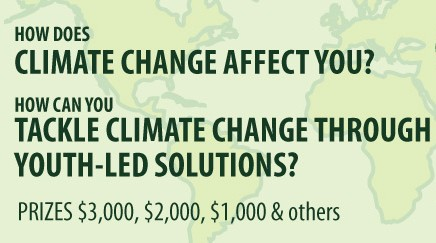 International Essay Competition on Climate Change