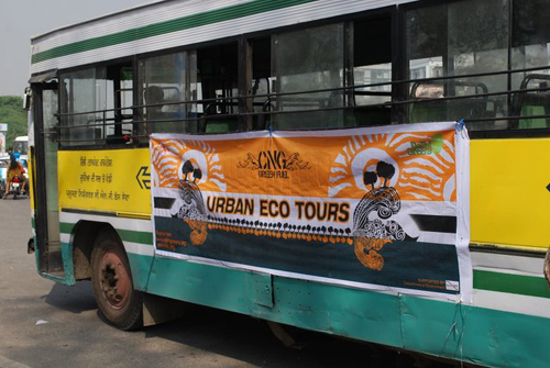 Delhi Greens Urban Ecotour