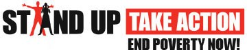 Stand Up and Take Action Now: End Poverty