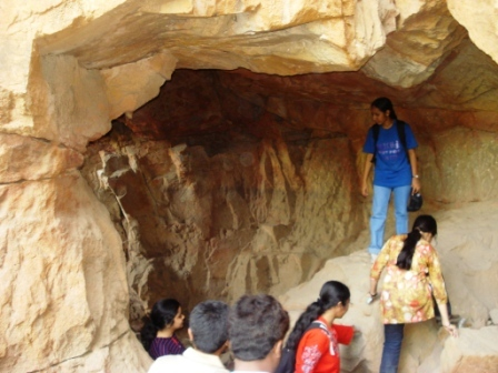 JNU Caves: On Campus Adventure!
