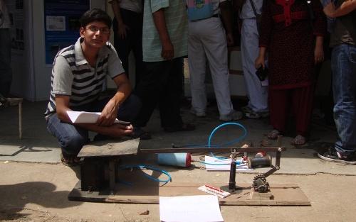 Eco-Technocracy@IIT Delhi – Open House 2010