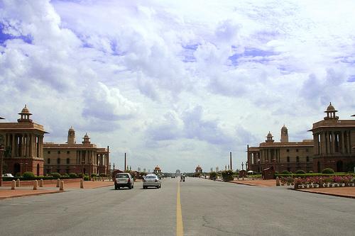 President House, India