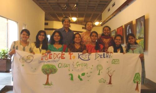 Akanksha Gulia and DYSoC Team