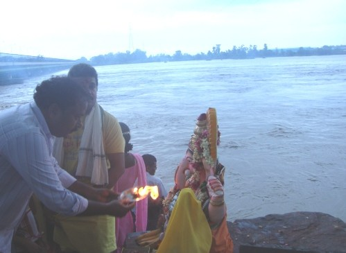 Yamuna's Fury in Delhi, A Nature's Reminder to All