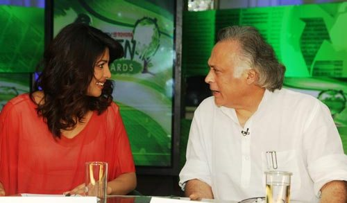 """Jairam Ramesh: India's Environment Revolutionary?"" Notes Sierra Club Chairman"