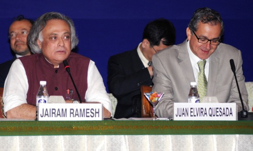 Ongoing Ministerial Meeting on Climate Change in New Delhi Discusses Technology Mechanism