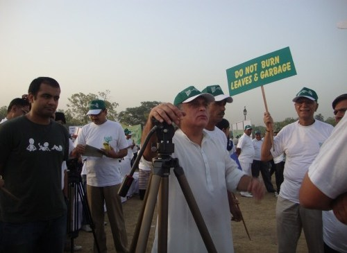 Green Walkathon and Stakeholder Gatherings: India Paved the Way for a Green Economy this WED
