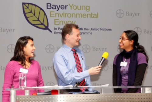 Bayer Young Environmental Envoy Program Invites Green Dream Applications!